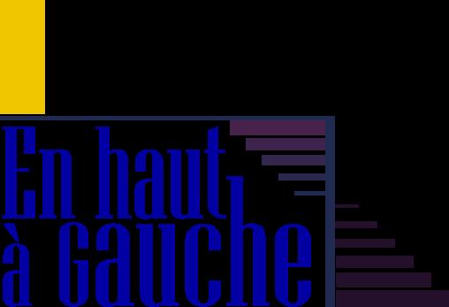 En Haut à Gauche – M Tanguy